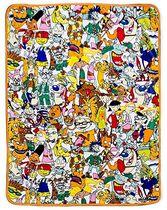 Nicktoons Blanket