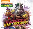 Wanted: Bebop & Rocksteady