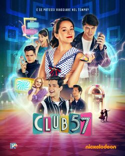 Club 57 Nickelodeon poster