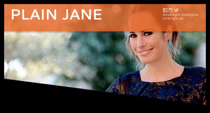 Plain Jane-Titelbild