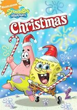 SpongeBobChristmas DVD 2008