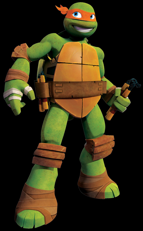 Ninja Turtle Michelangelo