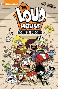 Loud and Proud Cover