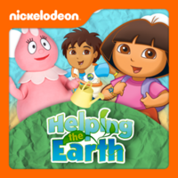 Nickelodeon - Helping The Earth 2010 iTunes Cover