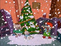 Rugrats Let It Snow