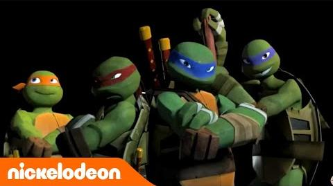 Teenage Mutant Ninja Turtles - Original Titelsong - Nickelodeon Deutschland