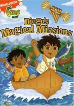 Diego's Magical Missions DVD
