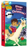 Go Diego Go! Diego Saves Christmas! VHS