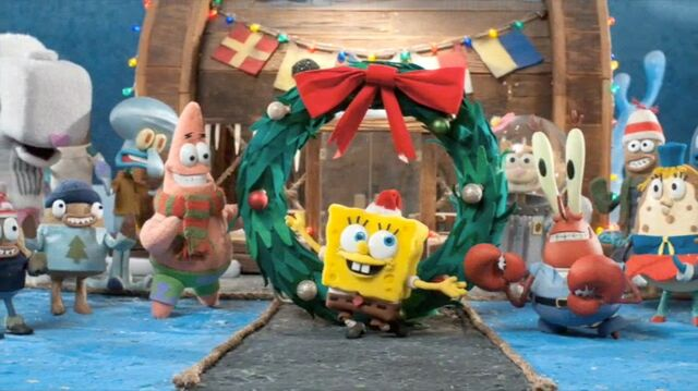 File:Its a SpongeBob Christmas Cast Shot.jpg