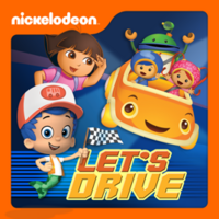 Nickelodeon - Let's Drive 2013 iTunes Cover