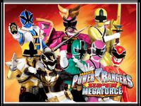 Power Ranger Megaforce Show