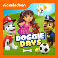 Nickelodeon - Doggie Days 2015 iTunes Cover