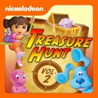 Nickelodeon - Treasure Hunt Vol. 2 2014 iTunes Cover