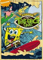SpongeBob DVD - SpongeBob VS The Big One