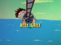Reef Grief title