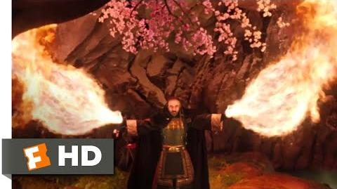 The Last Airbender (2010) - The Koi Spirits Scene (7 10) Movieclips