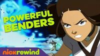 Top 10 Most Powerful Benders! 🔥🌊Avatar NickRewind