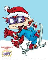 Happy Holidays Chuckie Rugrats 2018