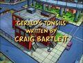Title-GeraldsTonsils