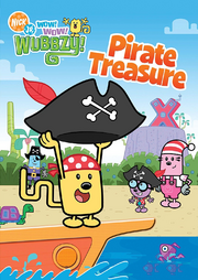 Pirate Treasure DVD