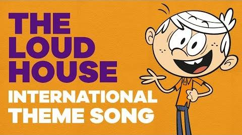 The Loud House International Theme Song The Loud House Nick Animation