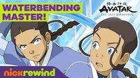 The Waterbending Master! 🌊 Avatar NickRewind
