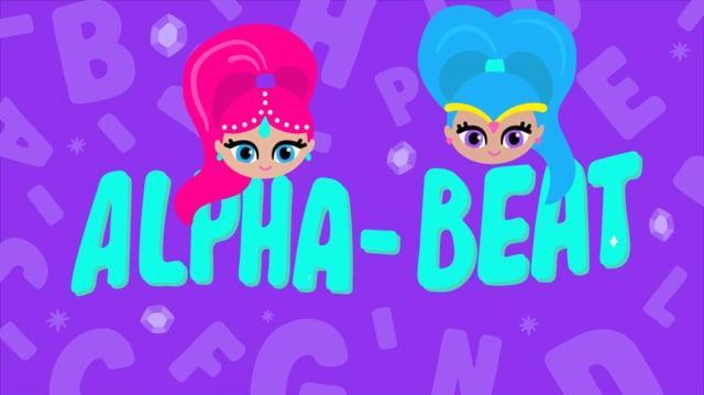 Nick Jr. Alpha-Beats