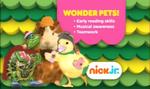 Wonder Pets 2014 curriculum board