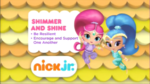 Shimmer and Shine 2015 curriculum board