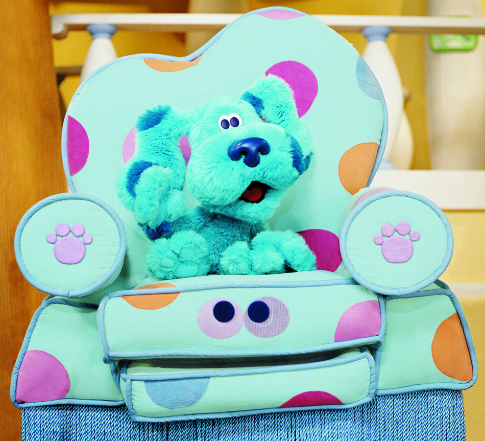 Blue 039 S Room Silly Seat
