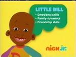 Little Bill 2012 curriculum board