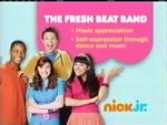 Fresh Beat Band 2012 curriculum board