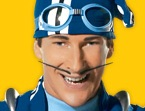 Nickelodeon Nick Jr LazyTown Lazy Town Sportacus Character