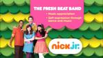 Fresh Beat Band 2014 curriculum board