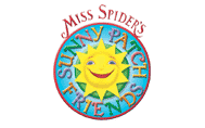 Miss Spider's Sunny Patch Friends Transparent Logo