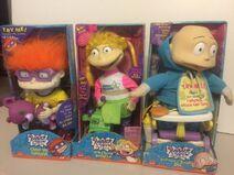 Rugrats In Paris Dolls