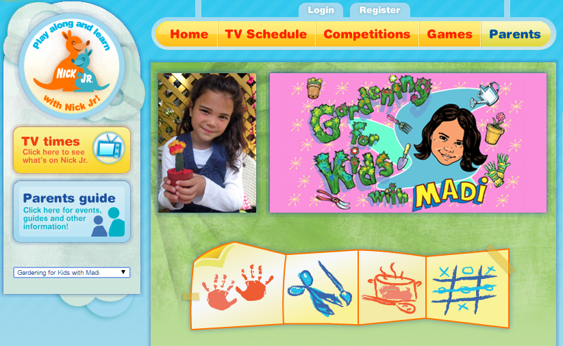 Image - Nickelodeon Nick Jr. Noggin Gardening for Kids with Madi ...