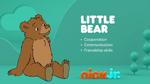 Little Bear 2018 curriculum board