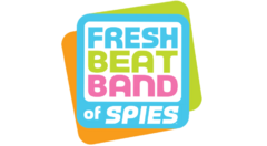 Fresh Beat Band of Spies Logo