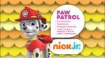 PAW Patrol 2014 curriculum board