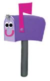 Blue's Clues Mailbox Nickelodeon Nick Jr Character