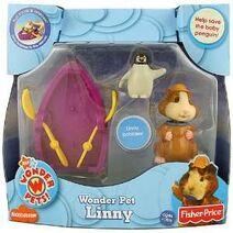 Wonder Pet Linny