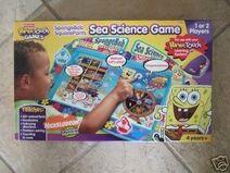 Spongebob Squarepants Power Touch
