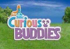 Nick Jr. Curious Buddies Logo Original