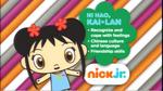 Kai-Lan 2014 curriculum board