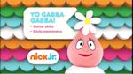 Yo Gabba Gabba 2014 curriculum board
