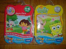 Spongebob A Day In The Life of a Sponge and Dora Fix it Adventure