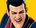 Nickelodeon Nick Jr LazyTown Lazy Town Robbie Rotten Character