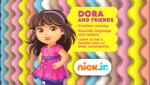 Dora and Friends 2015 curriculum board