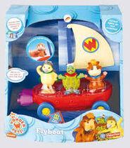 Wonder Pets FlyBoat Toy